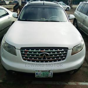 Infiniti FX35 2005 White   Cars for sale in Lagos State, Alimosho