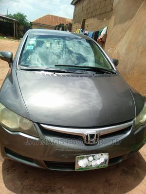 Honda Civic 2006 1.8i-Vtec LXi Gray   Cars for sale in Lagos State, Ikorodu