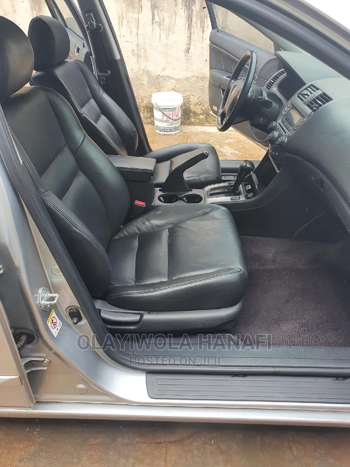 Honda Accord 2005 Automatic Silver   Cars for sale in Ilorin West, Kwara State, Nigeria