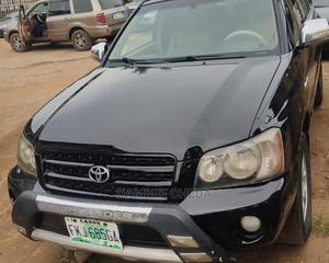 Toyota Highlander 2003 Black | Cars for sale in Lagos State, Ifako-Ijaiye