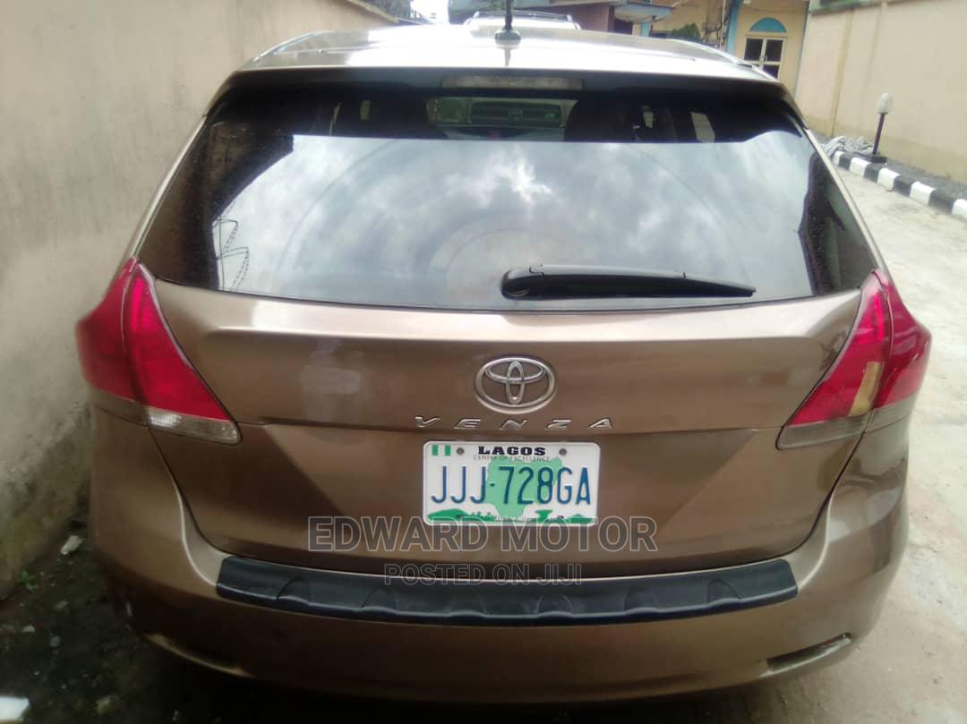 Toyota Venza 2010 Brown | Cars for sale in Alimosho, Lagos State, Nigeria