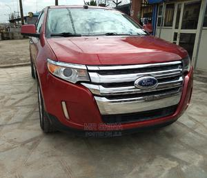 Ford Edge 2011 Red   Cars for sale in Lagos State, Ifako-Ijaiye