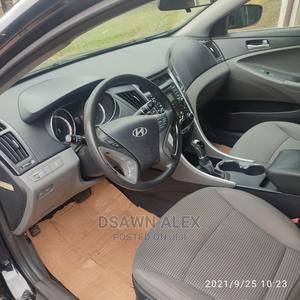 Hyundai Sonata 2014 Black | Cars for sale in Enugu State, Enugu