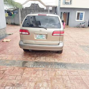 Toyota Sienna 2004 LE AWD (3.3L V6 5A) Gray | Cars for sale in Abia State, Umuahia