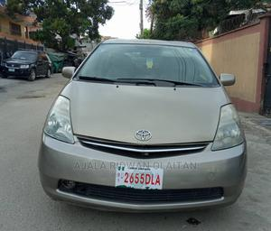 Toyota Prius 2006 Hybrid Sol Gold | Cars for sale in Lagos State, Yaba