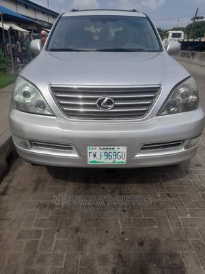 Lexus GX 2008 470 Silver | Cars for sale in Lagos State, Amuwo-Odofin