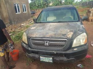 Honda Pilot 2004 Gray | Cars for sale in Osun State, Ife