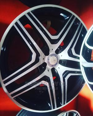 Size 20 Rim Available for Mercedes Benz and Any Car or Jeep   Vehicle Parts & Accessories for sale in Lagos State, Mushin