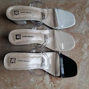 Classic Ladies Heel Slippers   Shoes for sale in Lagos State, Amuwo-Odofin