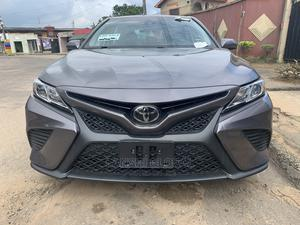 Toyota Camry 2018 SE FWD (2.5L 4cyl 8AM) Gray | Cars for sale in Lagos State, Ikeja