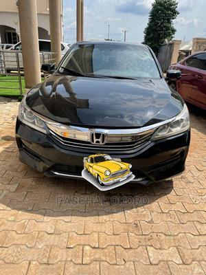 Honda Accord 2017 Black   Cars for sale in Abuja (FCT) State, Kubwa