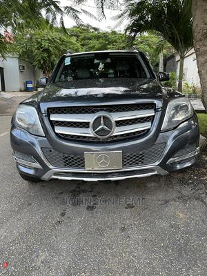 Mercedes-Benz GLK-Class 2013 Gray   Cars for sale in Lagos State, Kosofe