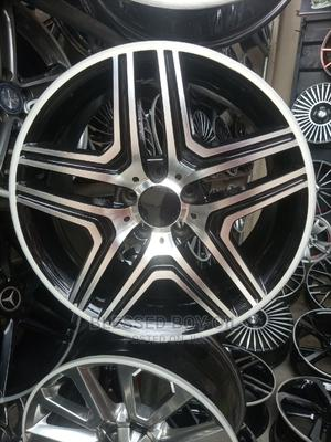 Available Size 17 Inches and 18 Available for Mercedes Benz   Vehicle Parts & Accessories for sale in Lagos State, Mushin