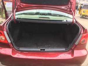 Toyota Corolla 2006 Red   Cars for sale in Lagos State, Abule Egba