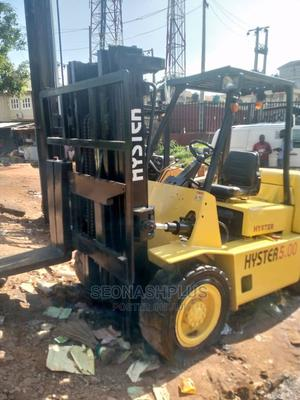 Mini 5 Tons Hyster Forklift   Heavy Equipment for sale in Lagos State, Victoria Island