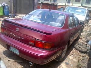 Toyota Camry 1996 Red | Cars for sale in Lagos State, Agege