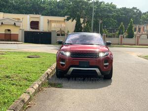 Land Rover Range Rover Evoque 2013 Pure AWD 5-Door Red | Cars for sale in Abuja (FCT) State, Asokoro