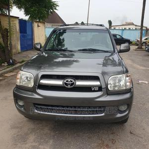 Toyota Sequoia 2005 Gray | Cars for sale in Lagos State, Amuwo-Odofin