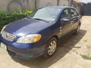 Toyota Corolla 2003 Sedan Blue | Cars for sale in Oyo State, Ibadan