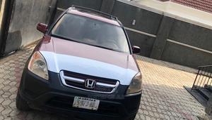 Honda CR-V 2004 Red | Cars for sale in Abuja (FCT) State, Gwarinpa