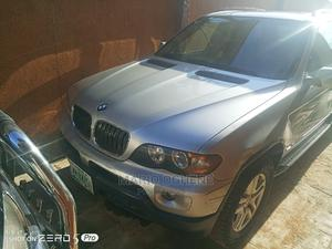 BMW X5 2005 3.0i Silver | Cars for sale in Lagos State, Ikotun/Igando