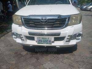 Toyota Hilux 2007 2.7 VVT-i 4x4 SRX White   Cars for sale in Lagos State, Amuwo-Odofin