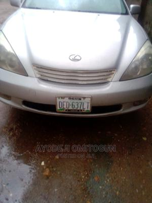 Lexus ES 2004 300 Silver   Cars for sale in Lagos State, Abule Egba