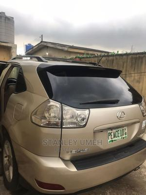 Lexus RX 2008 350 Gold   Cars for sale in Rivers State, Port-Harcourt