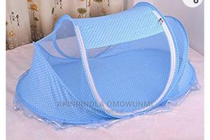 Neatly Used Baby Bed With Net | Babies & Kids Accessories for sale in Oyo State, Ibadan