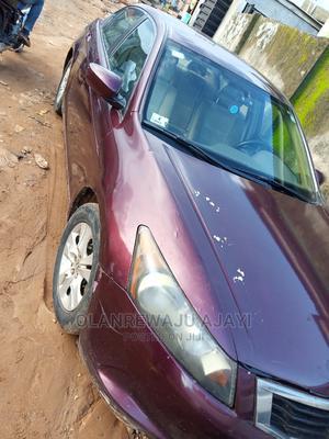 Honda Accord 2008 2.0i-VTEC Executive Pink | Cars for sale in Lagos State, Ojodu