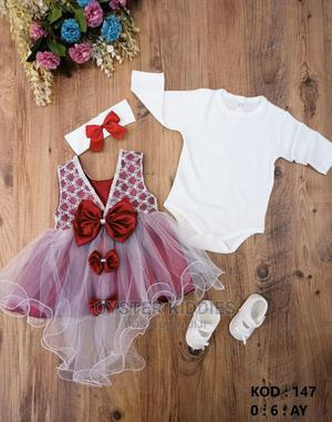 Cute Baby Dress Set | Children's Clothing for sale in Lagos State, Alimosho