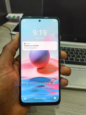 Xiaomi Redmi Note 10 128 GB Blue   Mobile Phones for sale in Lagos State, Ajah