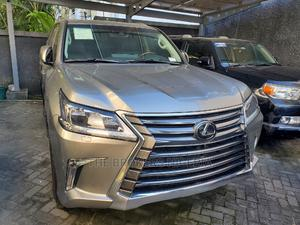 Lexus LX 2019 570 AWD Silver | Cars for sale in Lagos State, Ikoyi