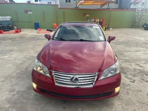 Lexus ES 2010 350 Red   Cars for sale in Lagos State, Ikeja