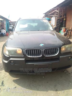 BMW X3 2006 3.0i Black   Cars for sale in Lagos State, Apapa