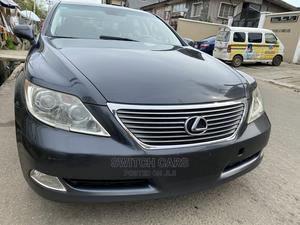 Lexus LS 2009 Black   Cars for sale in Lagos State, Ikeja