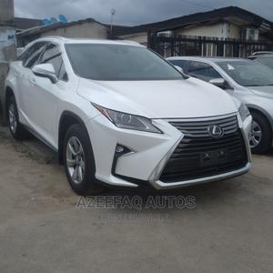 Lexus RX 2018 350 FWD White   Cars for sale in Lagos State, Surulere