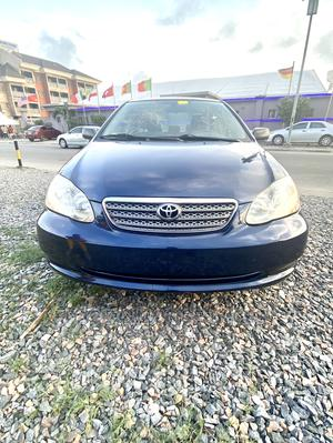 Toyota Corolla 2007 CE Blue   Cars for sale in Lagos State, Lekki
