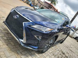 Lexus RX 2017 350 AWD Blue | Cars for sale in Oyo State, Oluyole