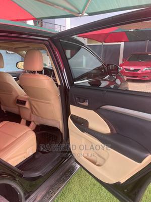 Toyota Highlander 2014 Black | Cars for sale in Ogun State, Sagamu