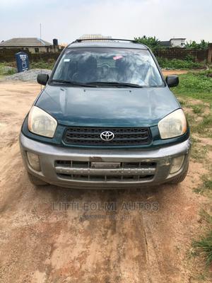Toyota RAV4 2004 Automatic Green | Cars for sale in Lagos State, Ifako-Ijaiye