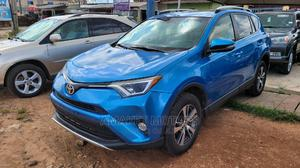 Toyota RAV4 2016 XLE AWD (2.5L 4cyl 6A) Blue   Cars for sale in Oyo State, Ibadan