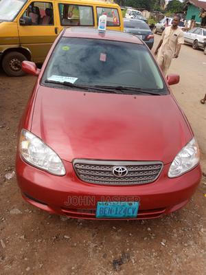 Toyota Corolla 2006 Red   Cars for sale in Edo State, Benin City
