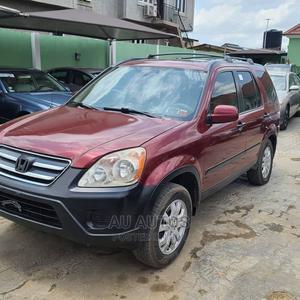 Honda CR-V 2002 Red | Cars for sale in Katsina State, Zango