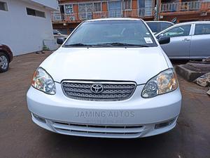 Toyota Corolla 2003 Sedan White   Cars for sale in Lagos State, Alimosho
