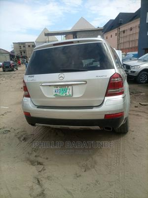 Mercedes-Benz GL-Class 2009 GL 450 Silver   Cars for sale in Lagos State, Yaba
