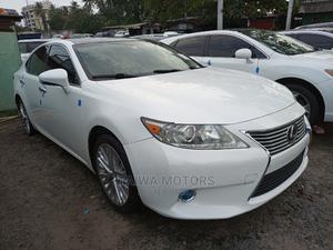 Lexus ES 2014 350 FWD White | Cars for sale in Lagos State, Apapa