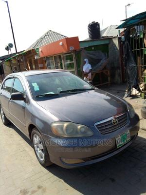 Toyota Corolla 2005 Gray | Cars for sale in Lagos State, Surulere