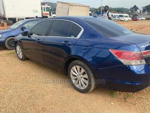 Honda Accord 2008 Blue | Cars for sale in Abuja (FCT) State, Gwarinpa