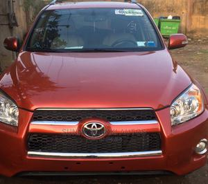 Toyota RAV4 2011 3.5 Limited 4x4 Red | Cars for sale in Lagos State, Abule Egba